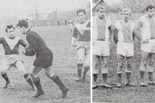 Kairėje - 1962 Šešupė,  dešinėje - 1972 Sūduva.